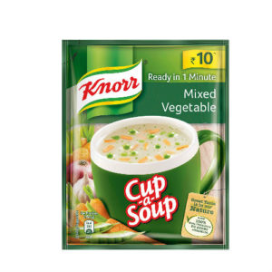 KNORR CUP-A-SOUP MIXED VEG