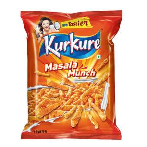 KURKURE MASALA MUNCH 25 GRAMS MRP-5