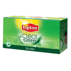 LIPTON CLEAR GREEN TEA PK20