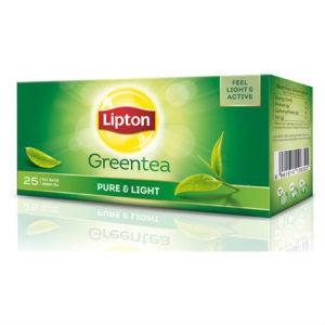 LIPTON GREEN TEA PK-25