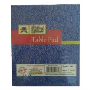 LOTUS TABLE PAD