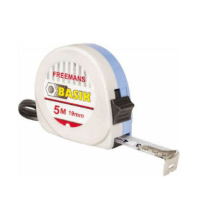 MEASURING TAPE 5M 19MM