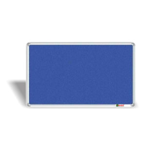 NAVY BLUE NOTICE BOARD
