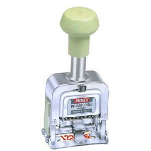 NUMEX NUMBERING MACHINE