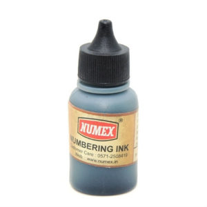 NUMEX NUMBERING MACHINE INK