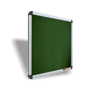 OBASIX NOTICE BOARD 2x3 GREEN 1
