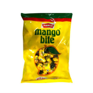 PARLE MANGO BITE (24) MRP .50