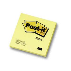 POST-IT PAD 3x3