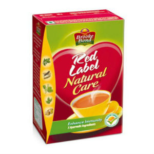 RED LABEL NATURAL CARE TEA 250 GMS