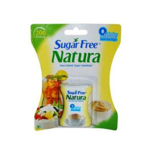 SUGARFREE NATURAL 200 TAB