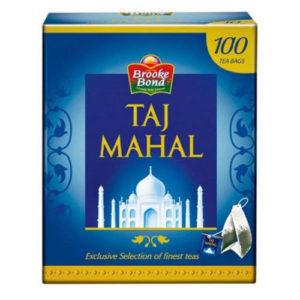 TAJ MAHAL TEA BAGS 100