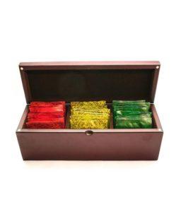 TEA BOX 3 PARTITION