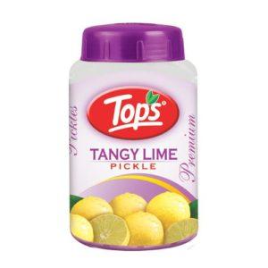 TOPS PICKLE TANGY LEMON 1 KG
