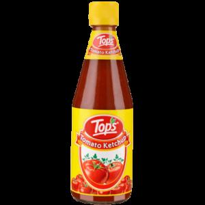 TOPS TOMATO KETCHUP 500GMS