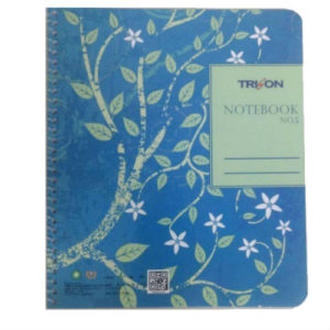 TRISON SPIRAL PAD NO. 44 (100 PAGES)