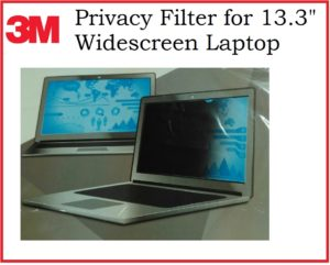 3M PF 13.3W9 WIDE SCREN PRIVACY FILTER