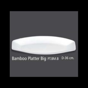 BAMBOO PLATTER BIG