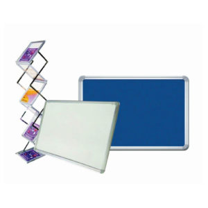 WHITE BOARDS, NOTICE & DISPLAY SYSTEMS