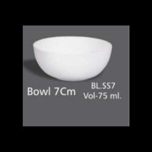 BOWL 7CM 75ML