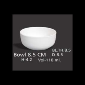 BOWL 8.5CM