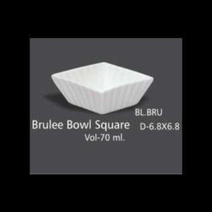 BRULEE BOWL SQUARE