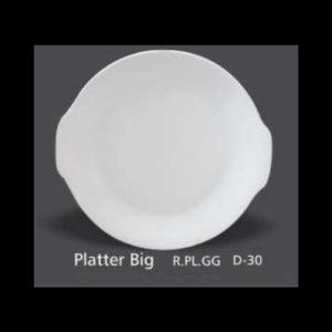 GEORGIA PLATTER BIG