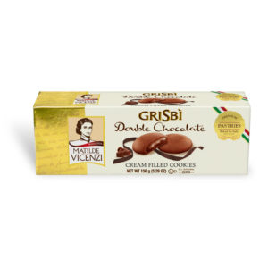Grisbi_short pastry cookies fil with dbl choc 150g