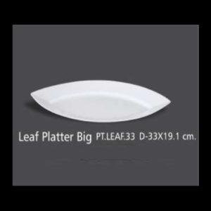 LEAF PLATTER BIG