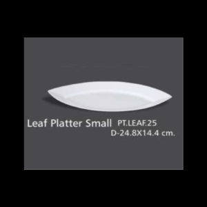 LEAF PLATTER SMALL