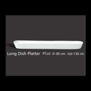 LONG DISH PLATTER