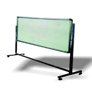 OBASIX WHITE BOARD 6 FEET x 8 FEET WITH MOBILE STAND