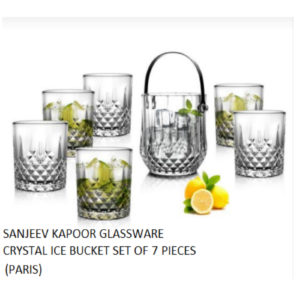 PARIS ICE BUCKET SET INR 795