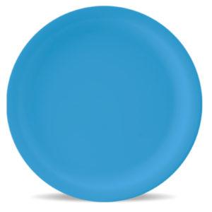 SERVEWELL PLATE BLUE