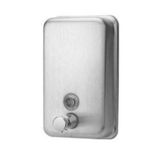 S.STEEL SOAP DISPENSER -800ML ES05