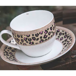 SUPER SERIES CUP SAUCER CREAM S327
