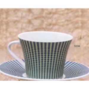 SUPER SERIES CUP SAUCER GORGE S334