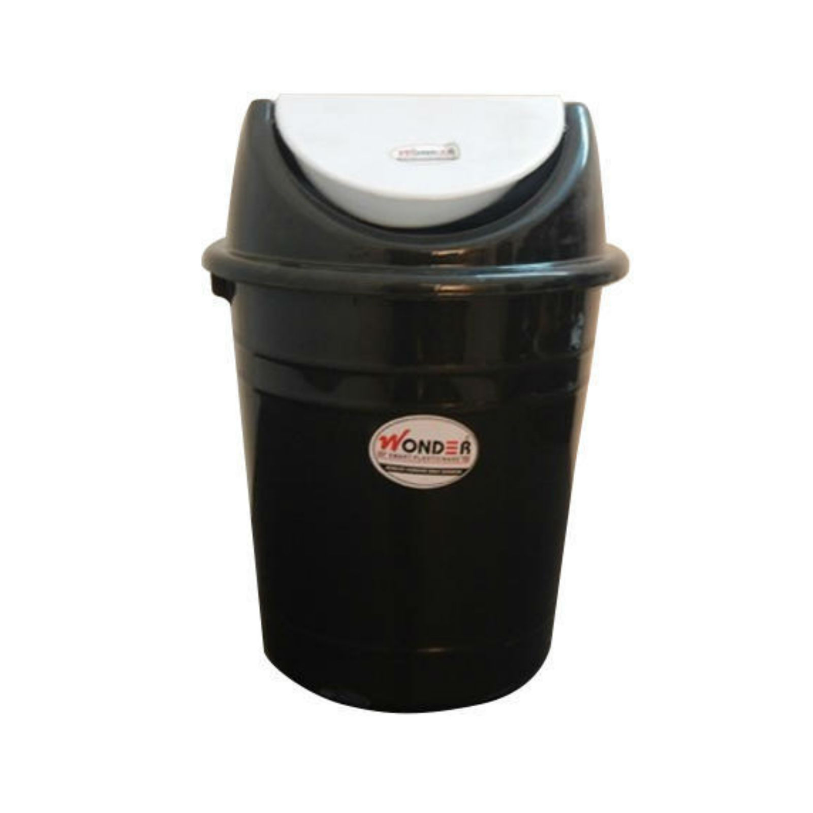 Nakoda Square Swing Dustbin 50 Ltr Stationery Items