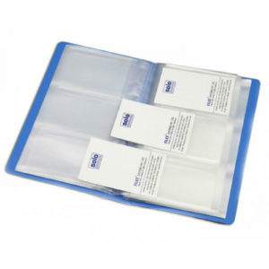 Solo Business Card Holder 240 Cards BC802