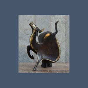 abstract-bull