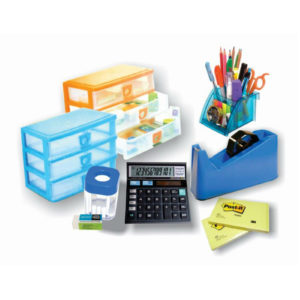 PERSONAL DESK CONSUMABLES & ACCESSORIES