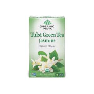tulsi green tea jasmine