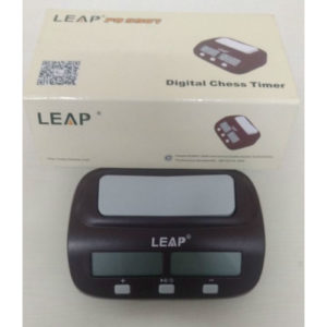 LEAP DIGITAL CLOCK