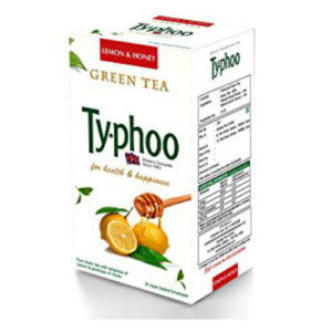 TY-PHOO GREEN TEA LEMON & HONEY
