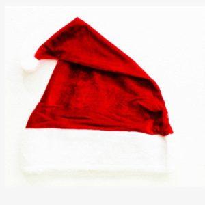 CHRISTMAS CAP VELVET