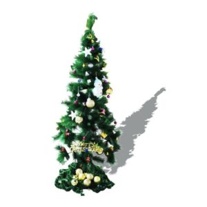 CHRISTMAS PINE TREE 6 FEET