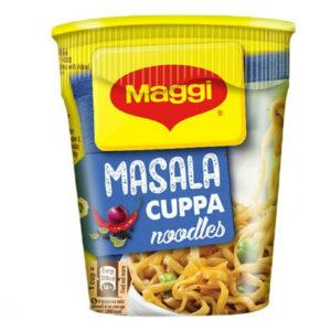 maggi cuppa noodles masala