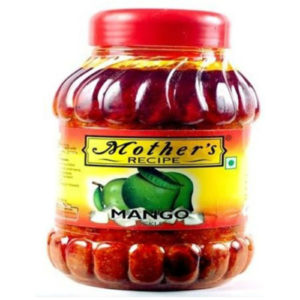 MOTHER'S RECIPE MANGO PICKLE 1KG