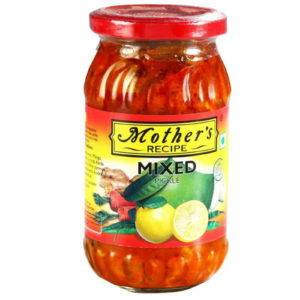 MOTHER'S RECIPE MIX PICKLE 400GM