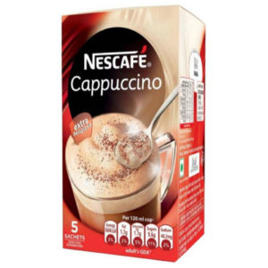 NESCAFE CAPPUCCINO COFFEE 100 GRAMS
