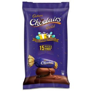cadbury eclairs gold 655.5gm